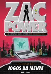Zac Power 3 - JOGOS DA MENTE