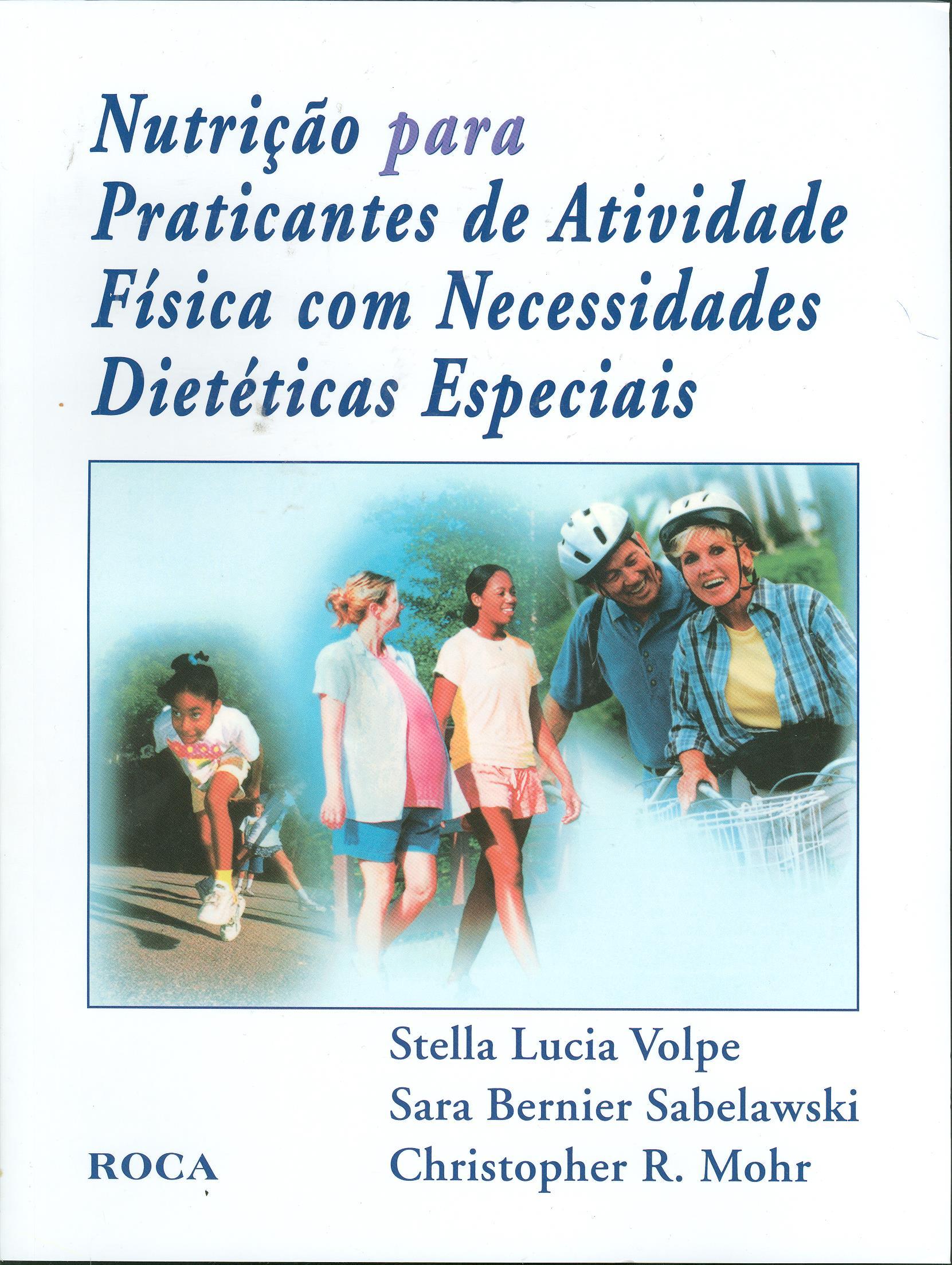 Nutrição para praticantes de atividade física com necessidades dietéticas especiais